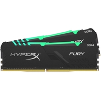Kingston HyperX Fury DDR4 RGB 2x16Gb