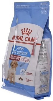 Royal Canin Medium Puppy 3 kg фото