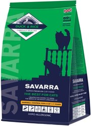 SAVARRA Adult Cat Hairball Control фото